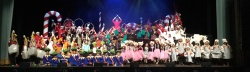 Merry Christmas Minneapolis!! So many jolly children ran like the wind to help us tell our 12 Days Of Christmas Tale! Those 12 Drummers Drumming gave us quite a marching tune!!!
